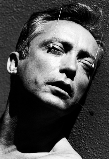 Udo Kier Los Angeles, 1993 © Greg Gorman courtesy IMMAGIS Galerie