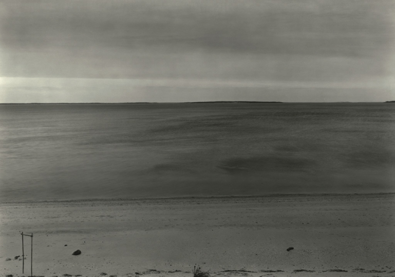 Evening – Falling Light, Great Peconic Bay © Thomas Joshua Cooper - Courtesy The Parrish Art Museum