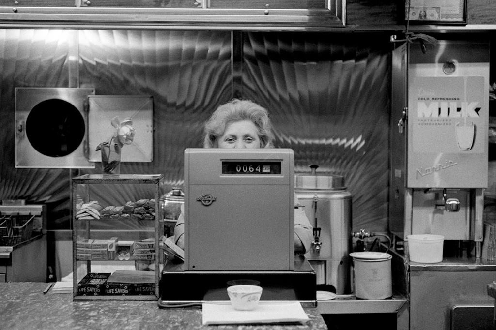 Elliott Kaufman American Diner The Eye Of Photography Magazine