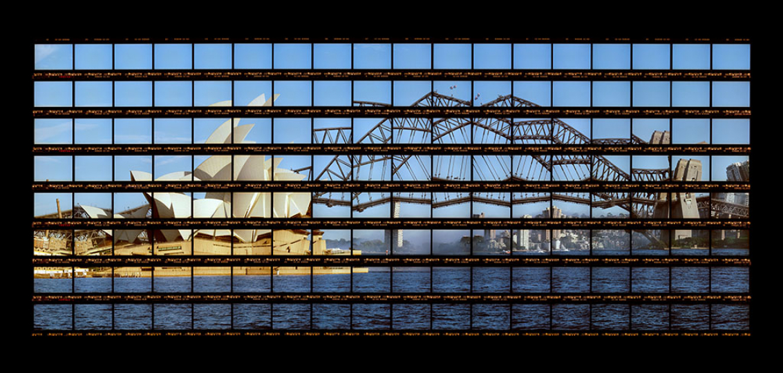 Thomas Kellner: Sidney, Harbour Bridge, C-Print