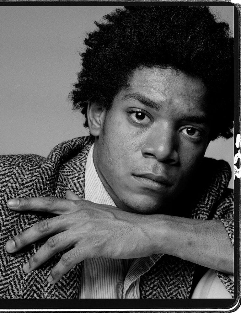 Richard Corman : Jean-Michel Basquiat