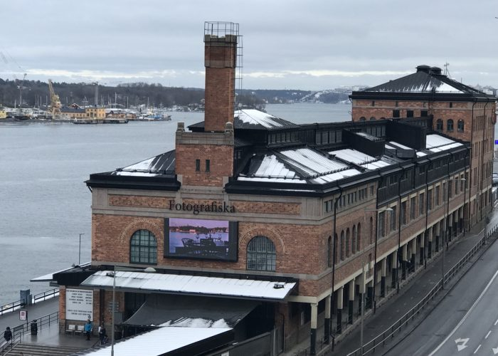 Fotografiska - This is not a museum!
