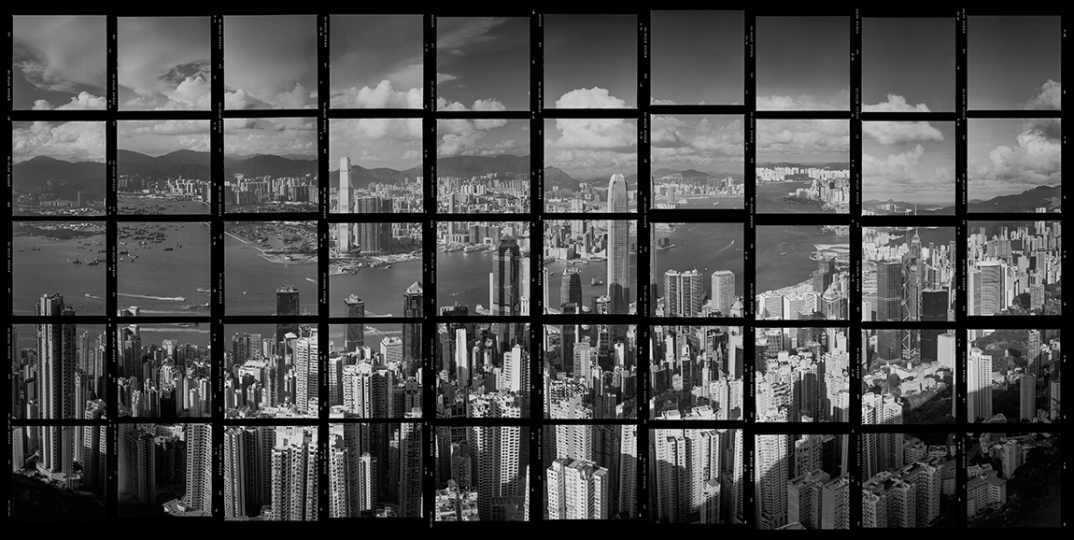 Hong Kong Harbour Contact 2014 © William Furniss