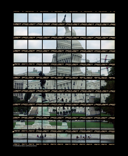 Thomas Kellner: Washington, Capitol I, 2004, C-Print