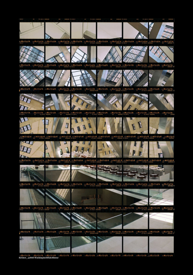 Thomas Kellner: Hearst Tower, 2006, C-Prints