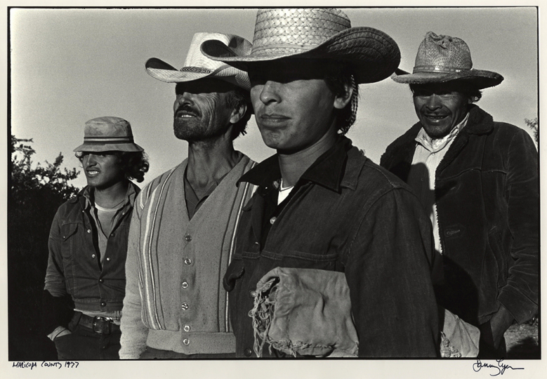 Maricopa County, Arizona, 1977-2 © Danny Lyon/Magnum Photos, courtesy Etherton Gallery, Tucson, AZ.