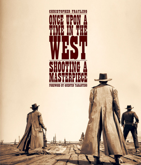 Once Upon a Time in the West - Cover © Reel Art Press