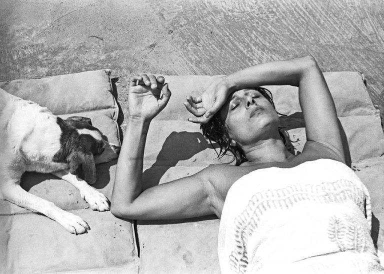 Paolo Di Paolo : Un monde perdu, un photographe oublié depuis un demi-siècle