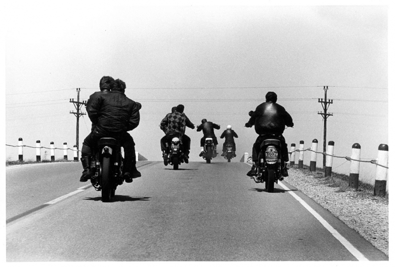 Route 12, Wisconsin, 1963 © Danny Lyon/Magnum Photos, courtesy Etherton Gallery, Tucson, AZ.