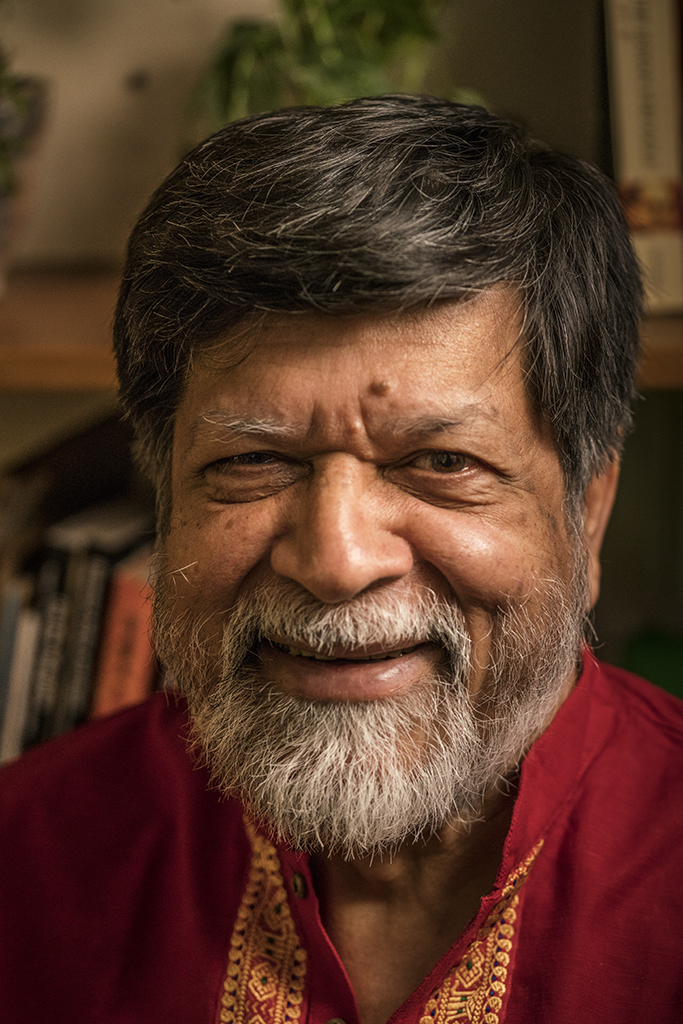 Shahidul Alam portrait by Rahnuma Ahmed 9944