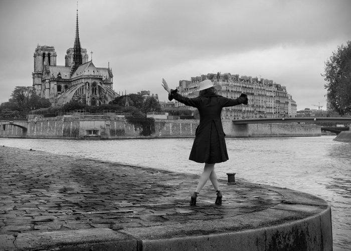 Notre-Dame de Paris – La Seine