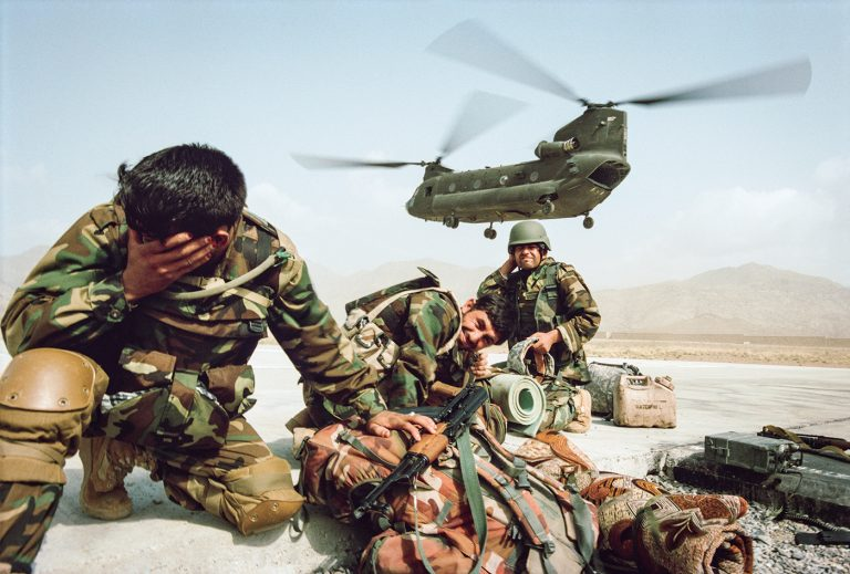 Pieter-Jan De Pue : Kings of Afghanistan