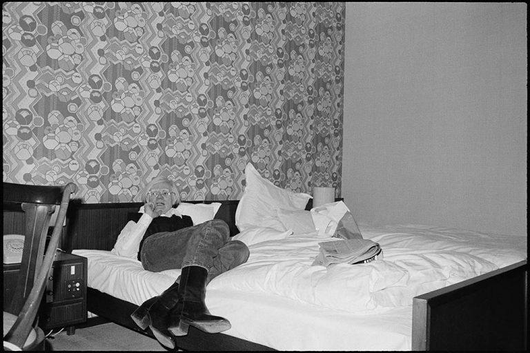 Images d'Un Autre Temps : Photographies de Bob Colacello, 1976 – 82