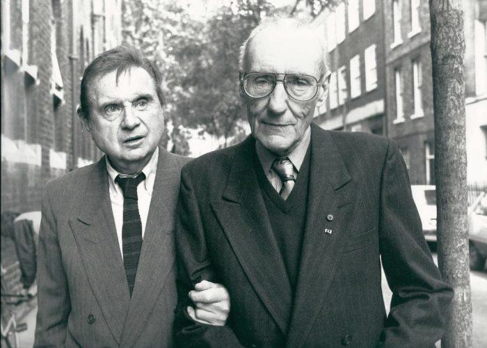 William S. Burroughs & Amis