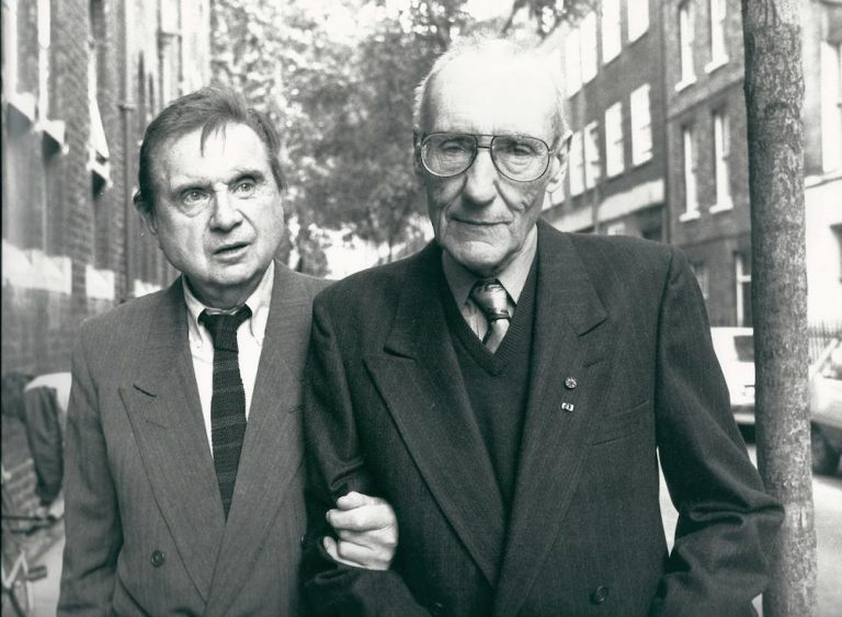 William S. Burroughs & Amis