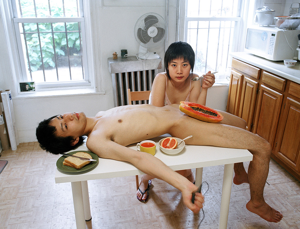 Start your day with a good breakfast together © 2009 Pixi Liao