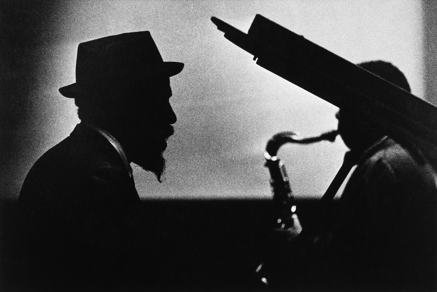 Thelonious Monk © Guiseppe Pino