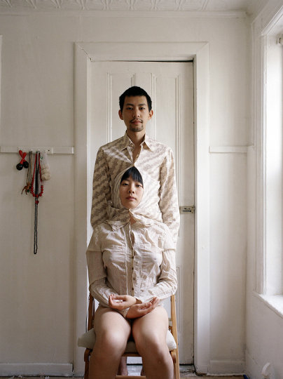 Try to live like a pair of Siamese twins I © 2009 Pixi Liao
