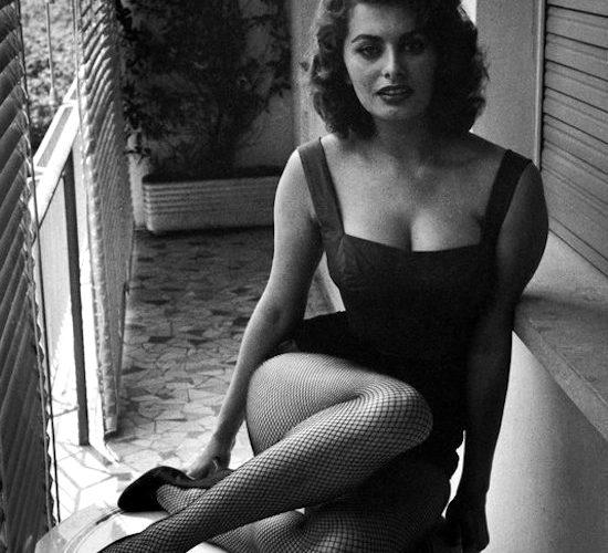 Sophia Loren : Encore!