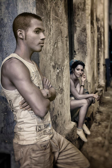 Before The Change – Cuba © E.K. Waller – Courtesy The Perfect Exposure Gallery