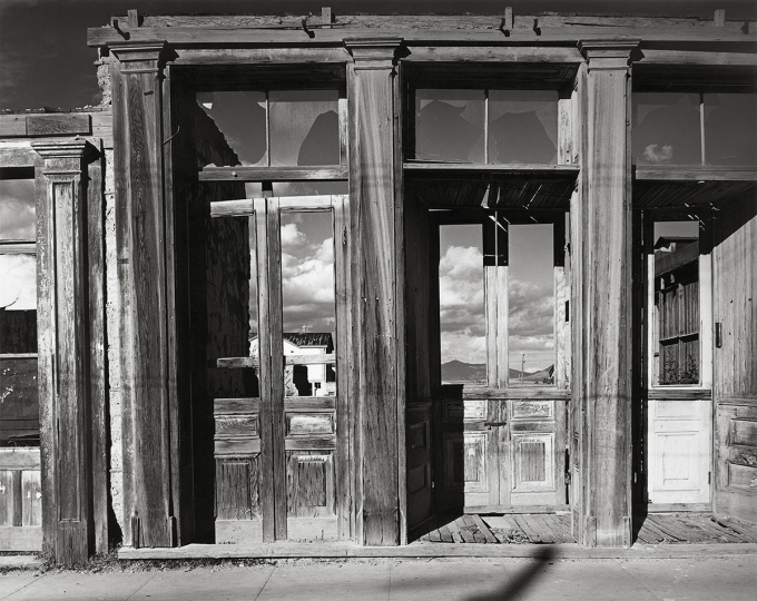 Wright Morris, Tombstone, Arizona, 1940 © Estate of Wright Morris - Courtesy Fondation Henri Cartier-Bresson