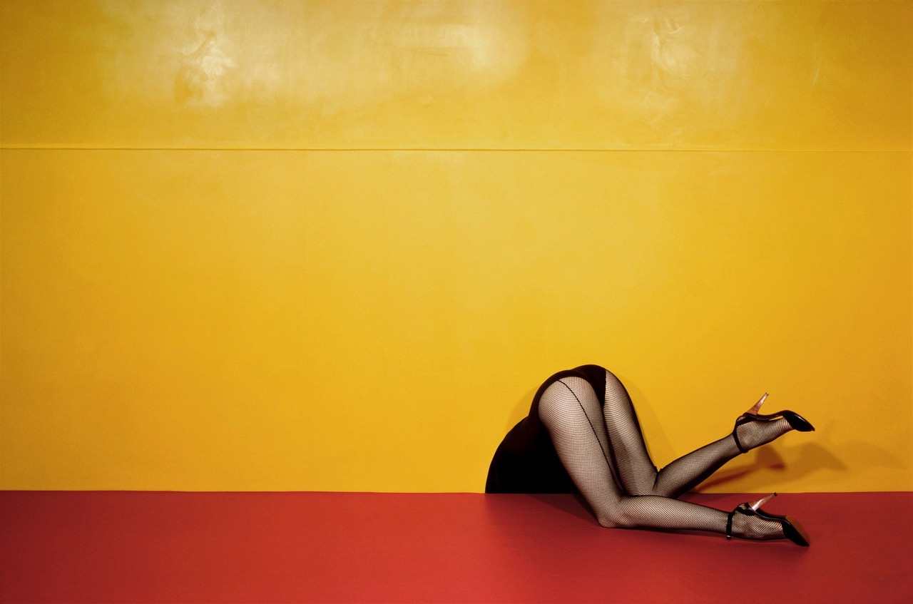 Charles Jourdan, spring 1979 © The Guy Bourdin Estate, 2019