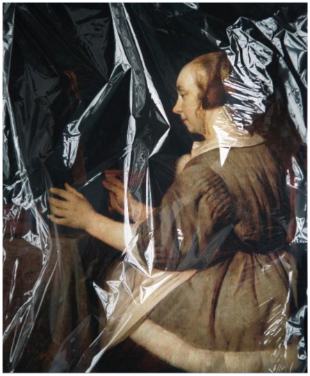 Laurence Aëgerter, Metsu(2017). Image courtesy of the artist and Galerie Caroline O'Breen