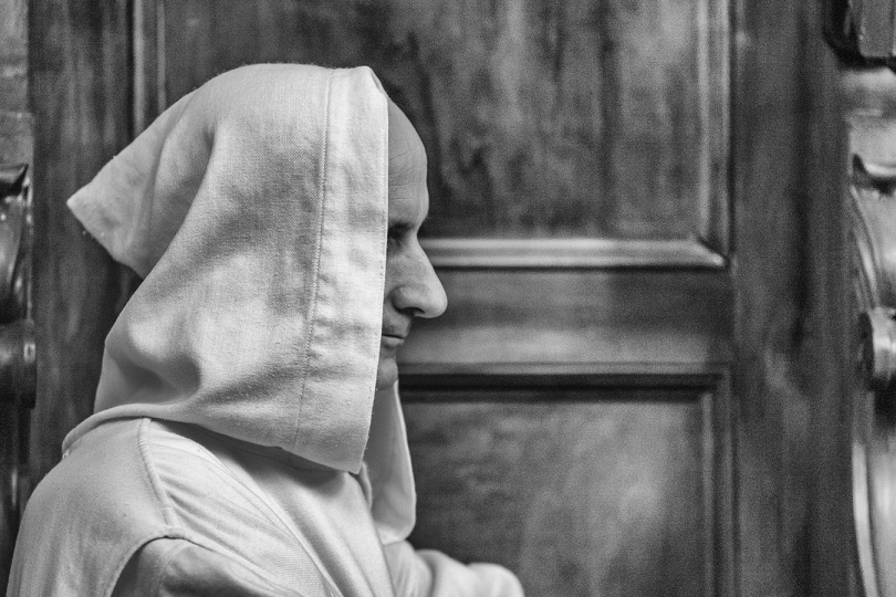Agosto 2007. The cloistered life of the Carthusian monks of the convent of Serra San Bruno in Calabria, Italy. © Fabrizio Villa