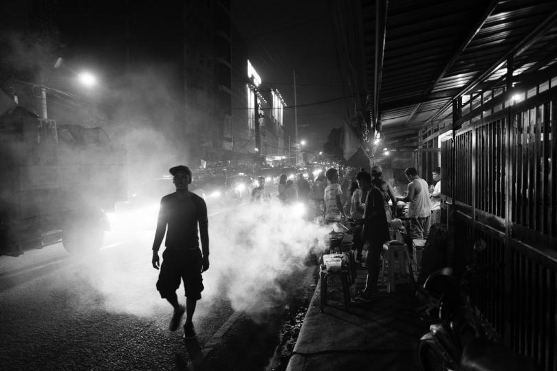 Cyril Delettre – Cebu by night