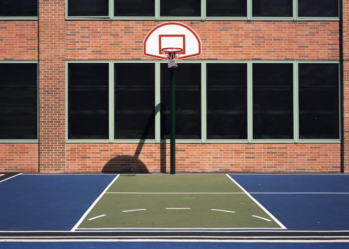 Charles Johnstone : 34 Basketball Courts