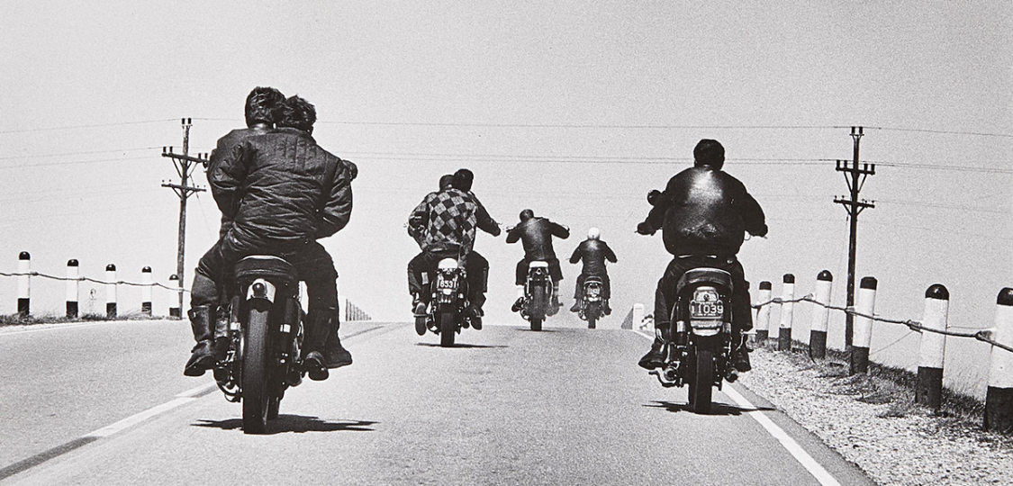 Danny Lyon (born 1942) Route 12, Wisconsin, from