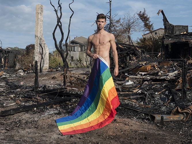 Alex Geana : Fire Island