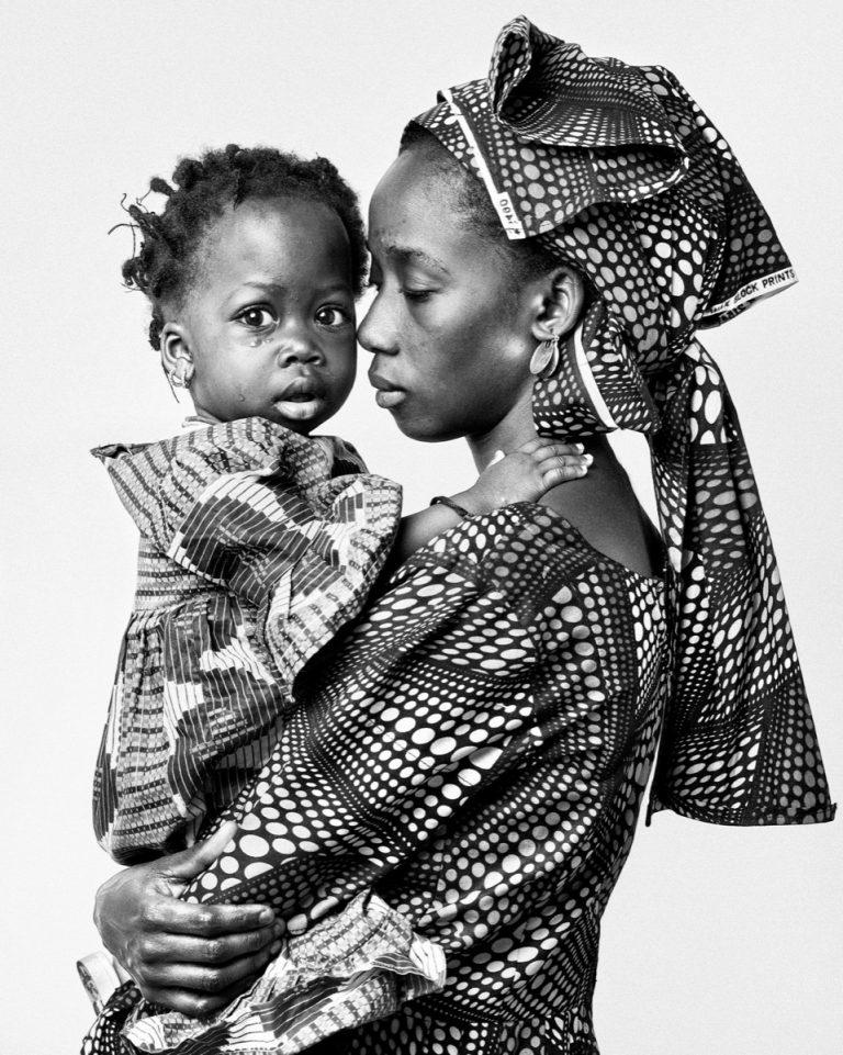 My Child Matters - James Mollison à la A. galerie avec la Fondation Sanofi Espoir