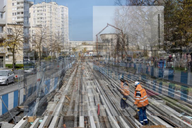 Claude Boisnard – On ne passe jamais deux fois devant le même chantier