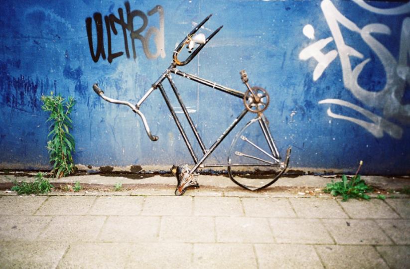 Renato Antinao – Bicyclettes mortes