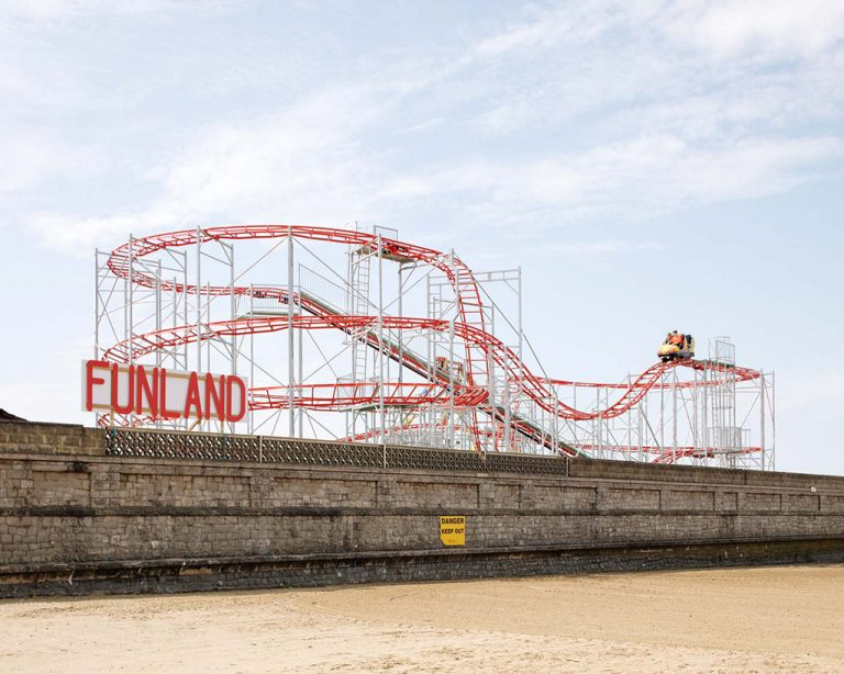 Rob Ball : Funland
