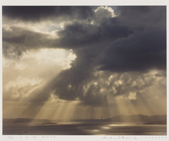 2.16.98, 5:20 PM; Richard Misrach (American, born 1949); San Francisco, California, United States; negative 1998; print 1999; Chromogenic print; 46.2 × 58.9 cm (18 3/16 × 23 3/16 in.); 2016.184.4 © Richard Misrach, courtesy Fraenkel Gallery, San Francisco, Pace/ MacGill Gallery, New York and Marc Selwyn Fine Art, Los Angeles Courtesy The J. Paul Getty Museum, Los Angeles, Gift of Daniel Greenberg and Susan Steinhauser