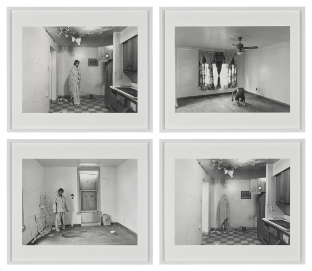 Four photographs, Various, LaToya Ruby Frazier (American, born 1982) - Courtesy The J. Paul Getty Museum, Los Angeles, Purchased with funds provided by the Photographs Council