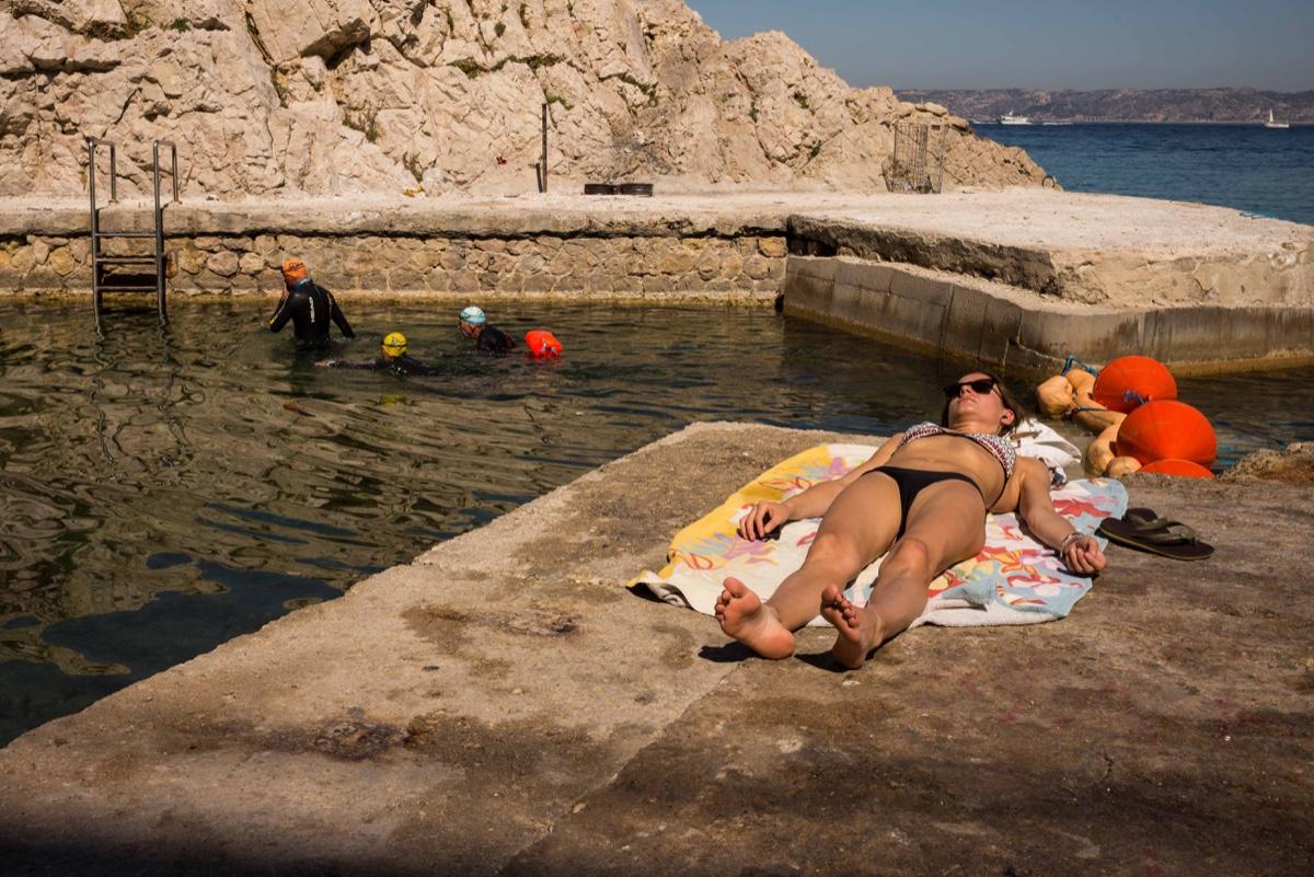 Vos photos de vacances : Hubert Toubiana