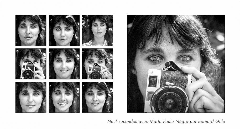 Marie Paule Nègre © 1983 Bernard Gille [courtesy Optim'Art]