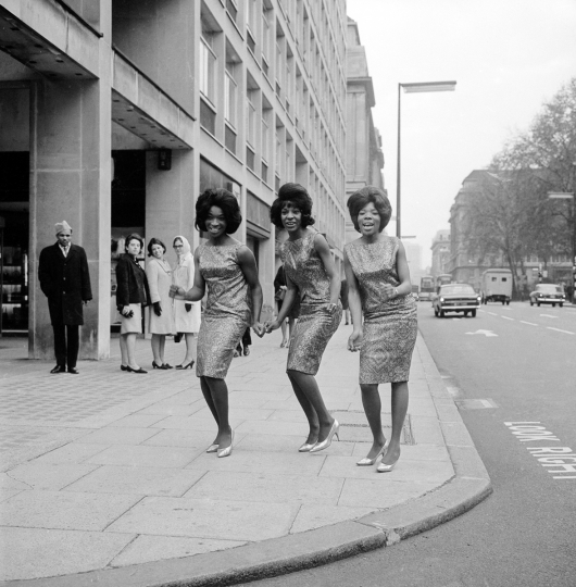 Martha Reeves and the Vandellas - Londres 1964 By courtesy of Motown - Universal music group