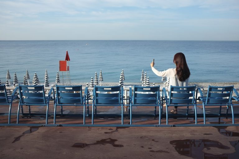 Vos photos de vacances : Patrick Flandrin