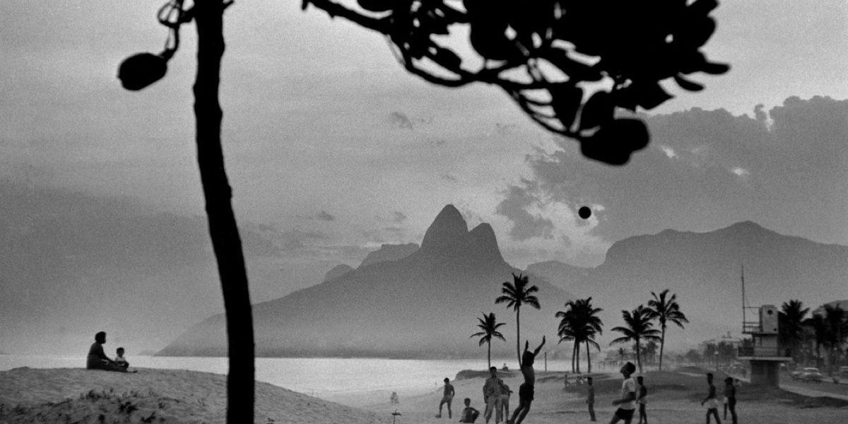 Seaside–Summer Show at Bildhalle: René Burri