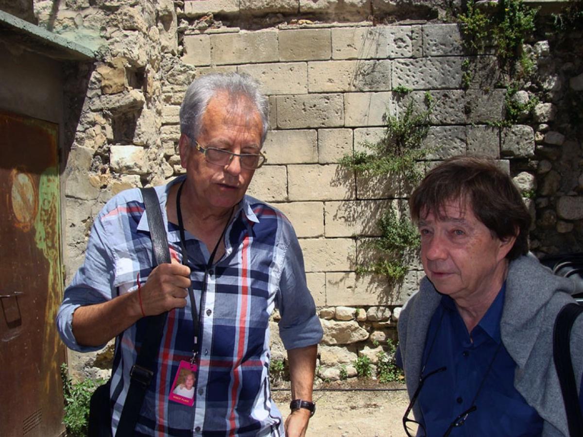 Arles – Nuridsany, Guibert, Caujolle : the birth of a critic!