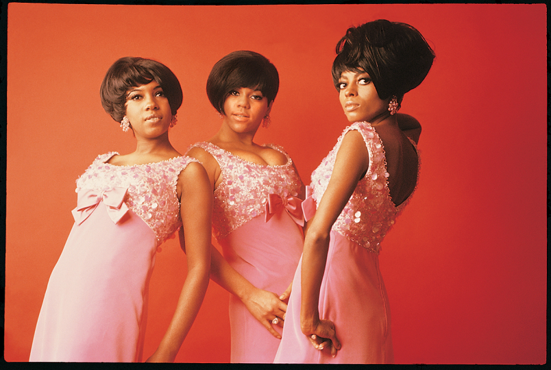The Supremes 1965 By courtesy of Motown Universal music group