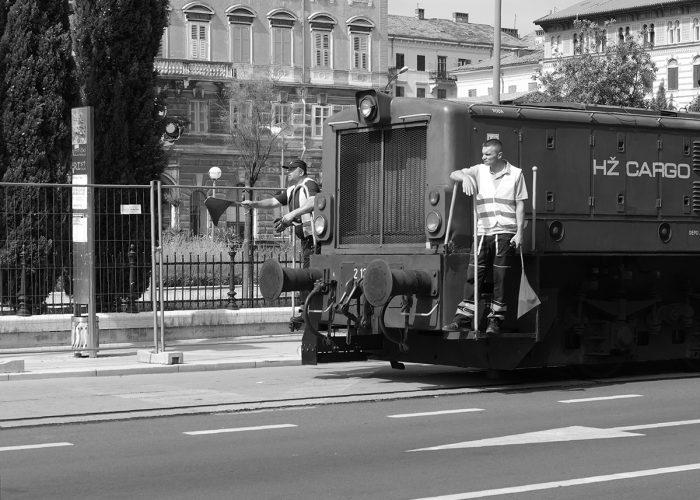 Jim Sumkay : Rijeka (Croatie), juillet 2019