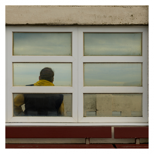 The Irish man #Seaview - © étienne buyse, 2019 - Tirage : Hoeilaart, mai 2019. (§9@)