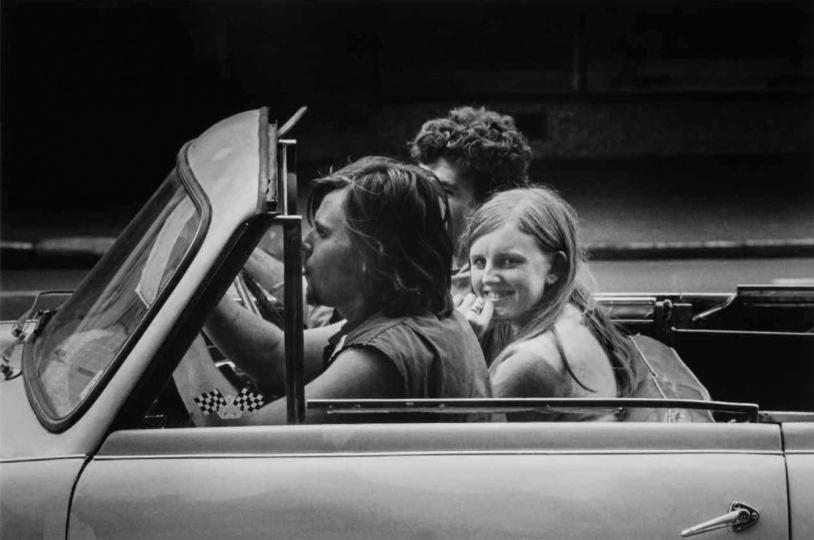 The New Photography – La Vie dans les Années 60 et 70 en Nouvelle-Zélande : John Daley
