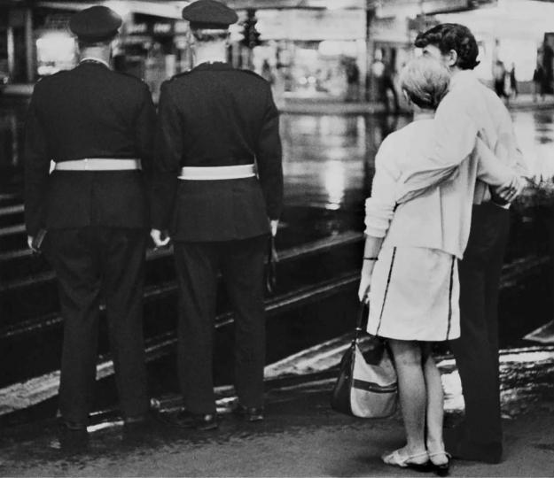 The New Photography – La Vie dans les Années 60 et 70 en Nouvelle-Zélande : John Fields