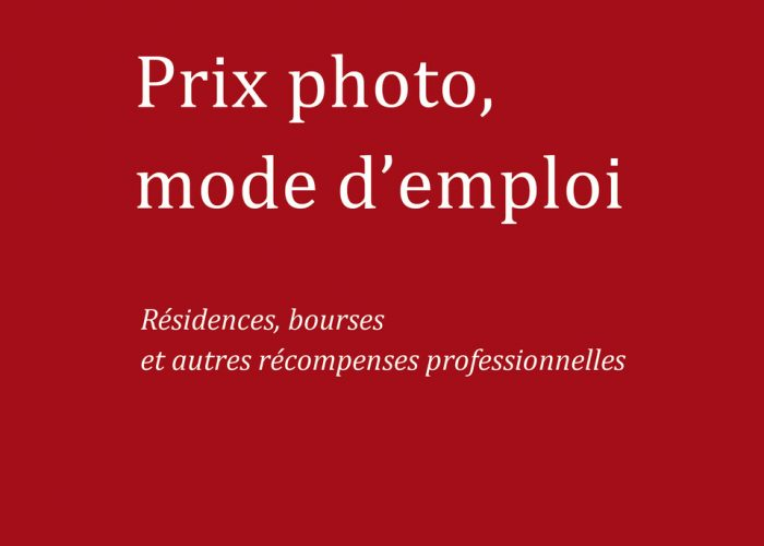 « Prix photo, mode d'emploi » chez Filigranes Editions